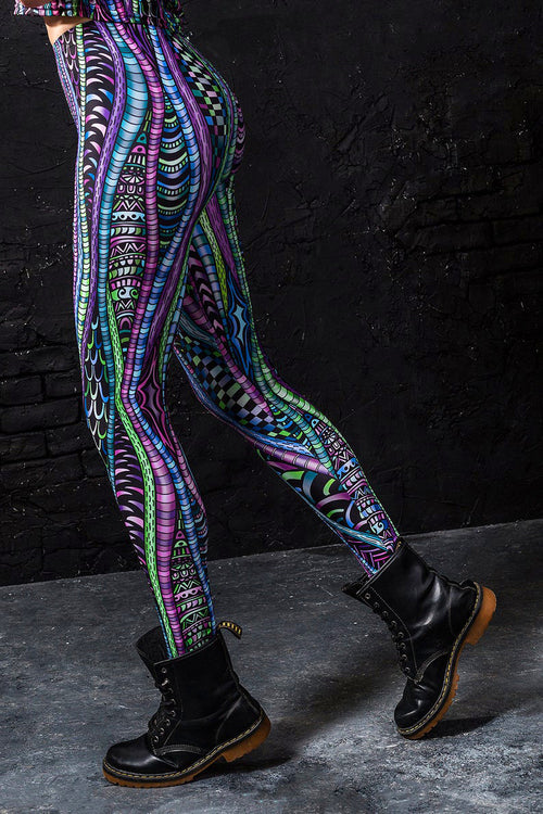 Psy Knot Leggings