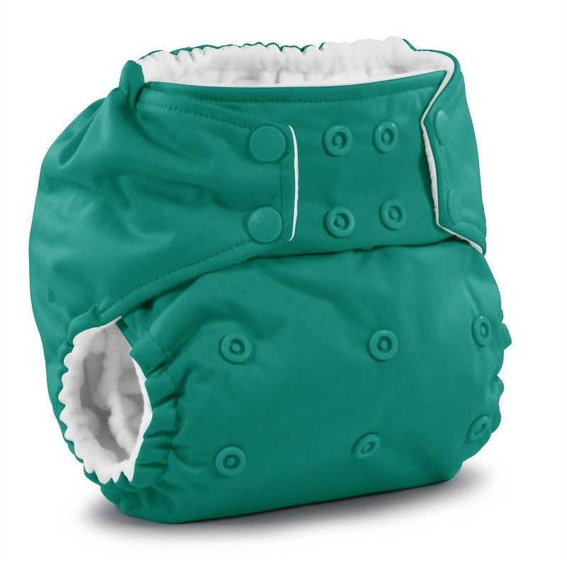 GUC- rump-a-rooz OS Pocket Diaper- Peacock