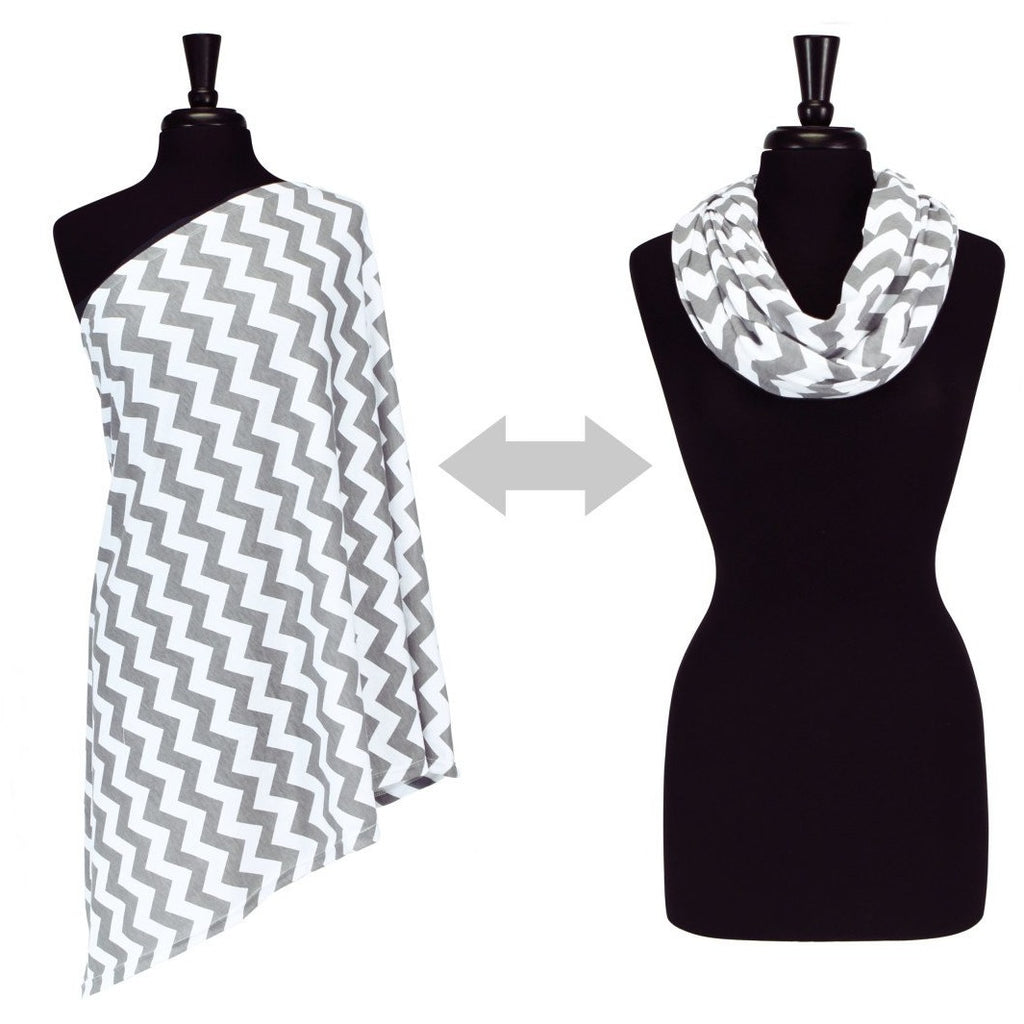 Itzy Ritzy Infinity Breastfeeding Scarves