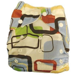 BABB One Size Pocket Diapers- Minky
