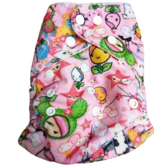 GUC OS Pocket Diaper- Sandy Toki