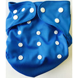 Lil' Bamboo Diaper Cover - Blue