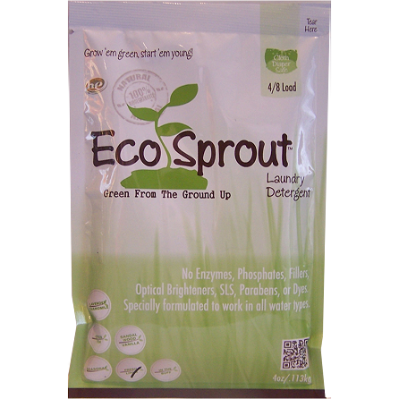Eco Sprout Detergent 4oz