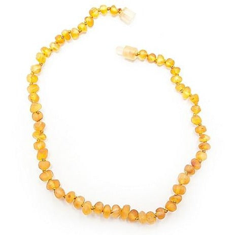 "10.5"" RAW Baltic Amber Baby/Children Necklaces by Healing Hazel"