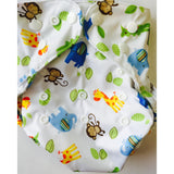 Lil' Bamboo Diaper Cover - Jungle