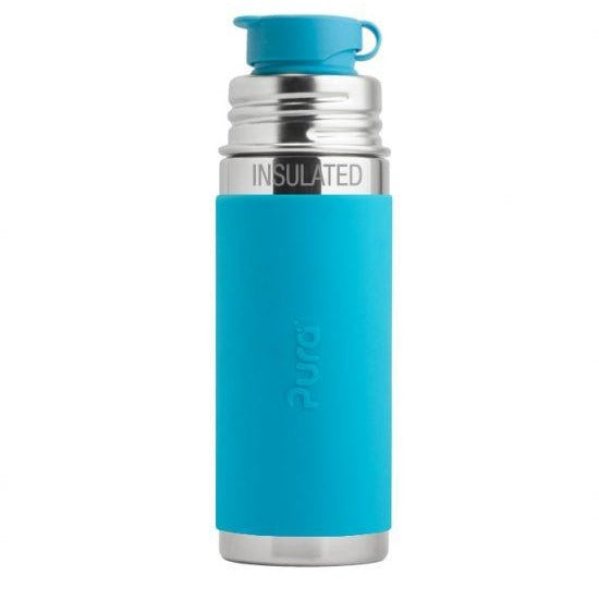Pura Insulated Stainless Steel Sport Bottle 9oz