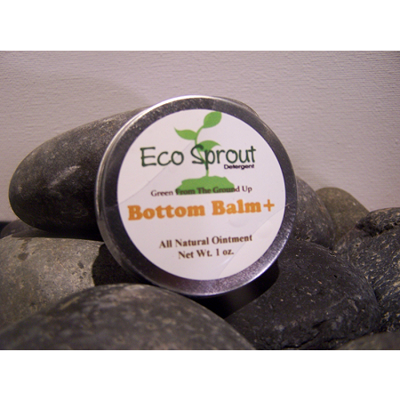 Eco Sprout Bottom Balm 1oz. Tin