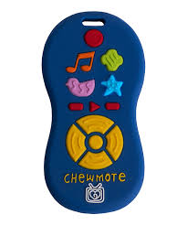 Silli Chews Blue Remote Teether