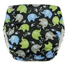 GUC Blueberry Basix Pocket Diaper (Large)