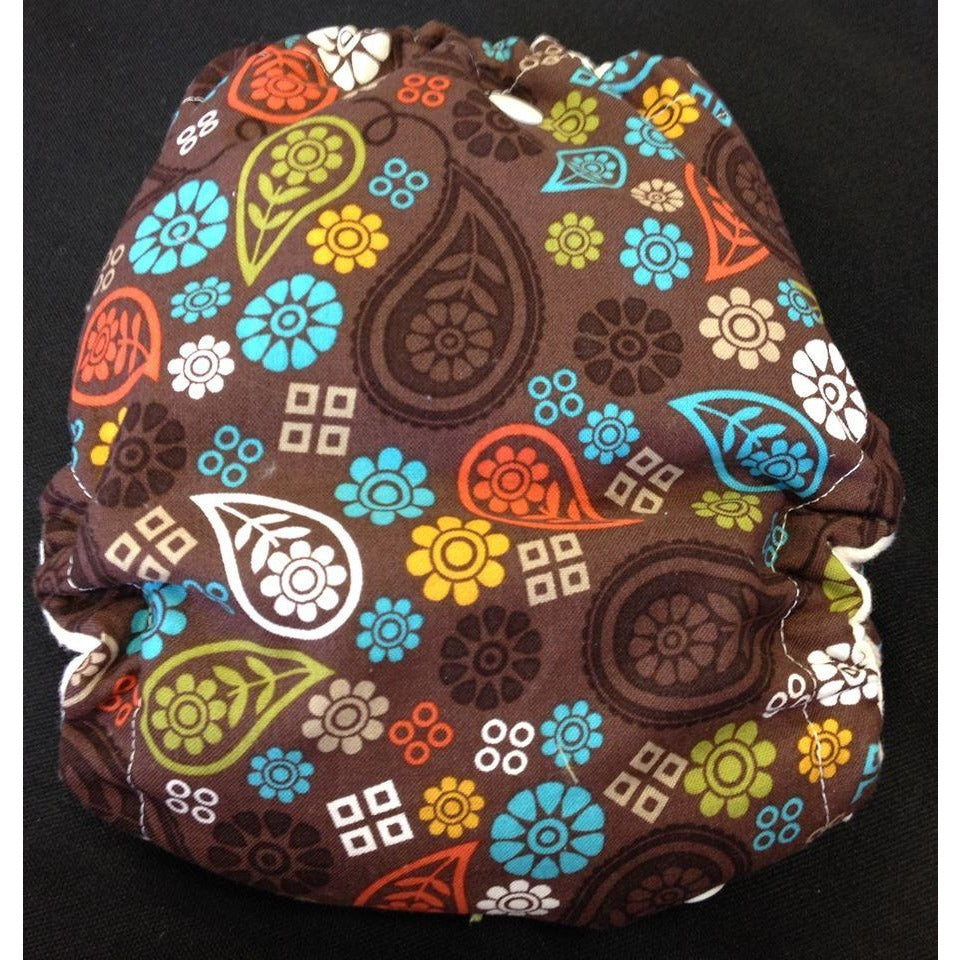 PPS Brown Paisley AI2