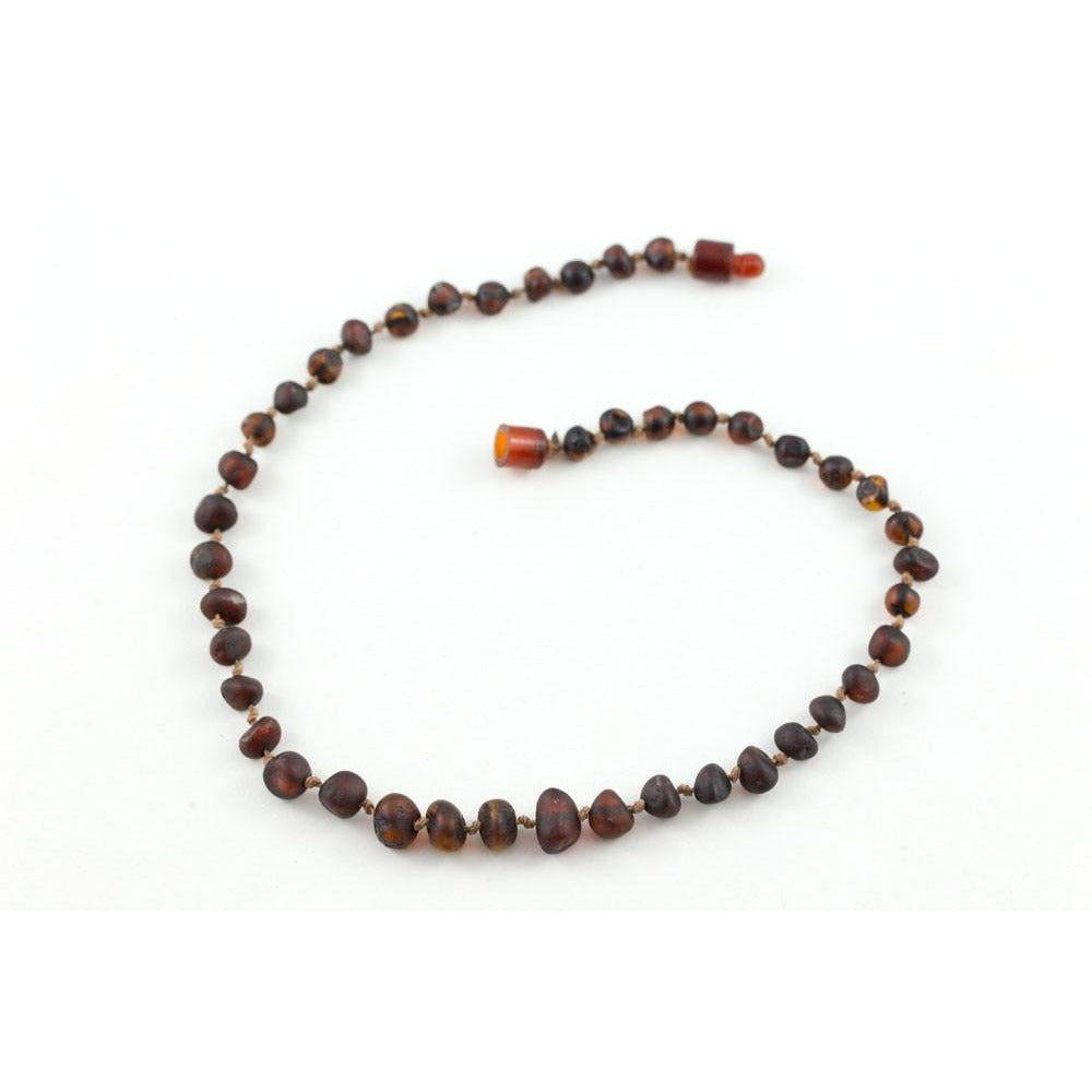 "12-13"" RAW Baltic Amber Baby/Children Necklaces by Healing Hazel"