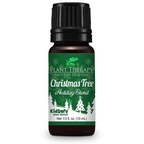 Plant Therapy- Christmas Tree Holiday Blend 10mL