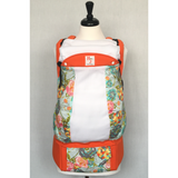 MJ Baby Carrier - Citrus Blooms on Fresh Mesh