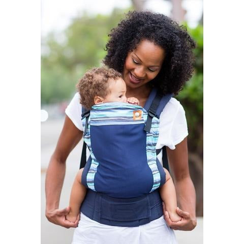 Tula Ergonomic Baby Carrier - Coast Frost