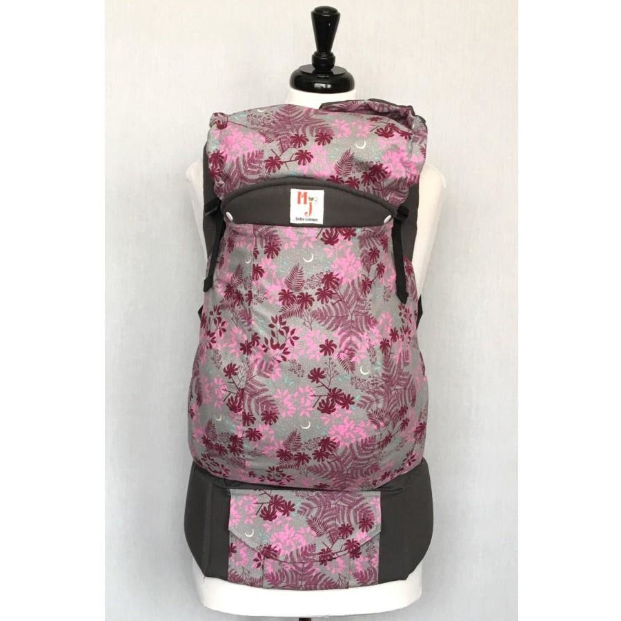 MJ Baby Carrier - Cresent Bloom