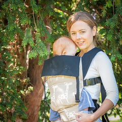 Action Baby Carrier Regular - Giraffe