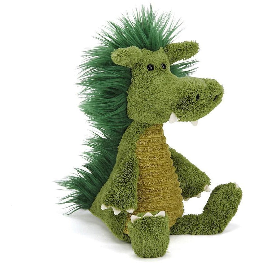 Jellycat - Snagglebaggle Dudley Dragon 14""