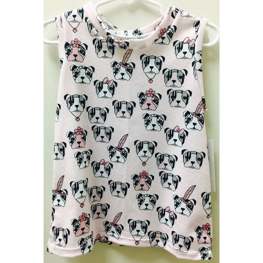 Owl Always Love You Tank Tops (3T/4T)