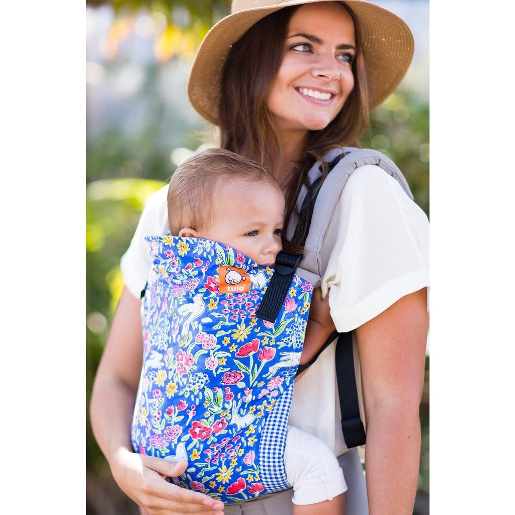 Tula Ergonomic Baby Carrier - Garden Party