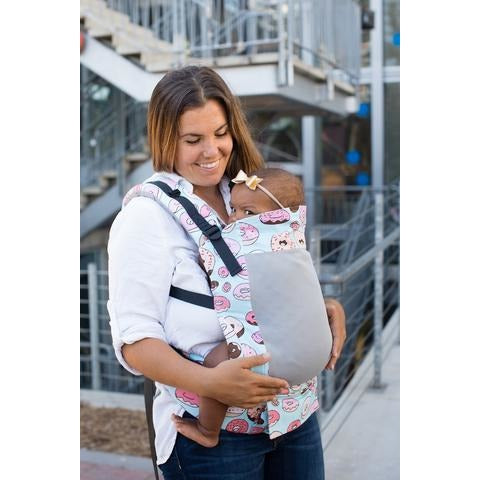 Tula Free-to-Grow Baby Carrier - Coast Glazed