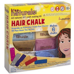 Kiss Naturals Hair Chalk Kit