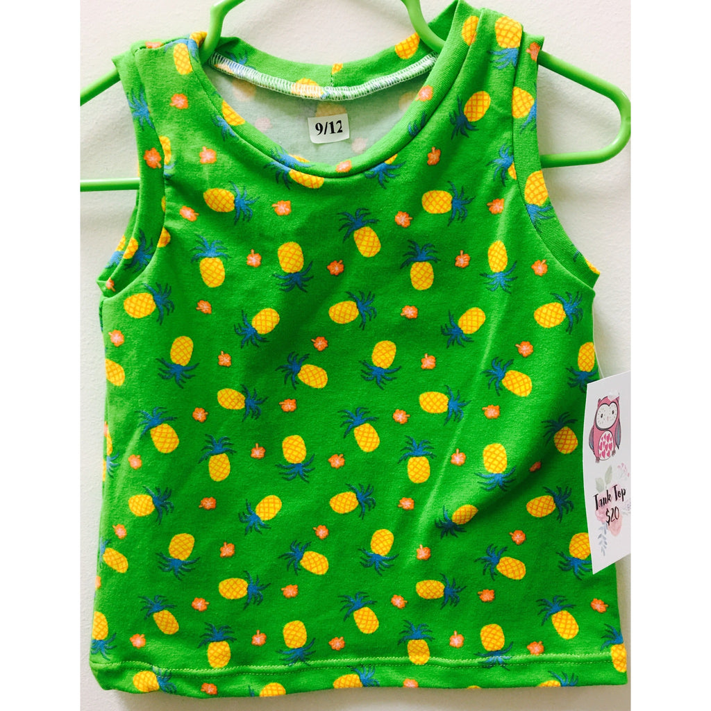 Owl Always Love You Tank Tops (2T/3T)