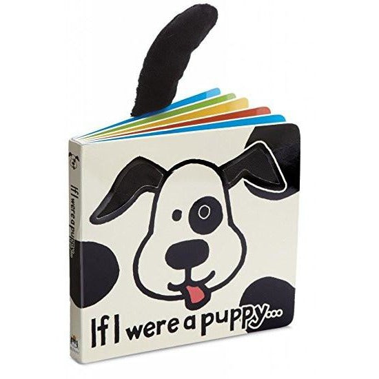 Jellycat If I were a puppy... (Book)