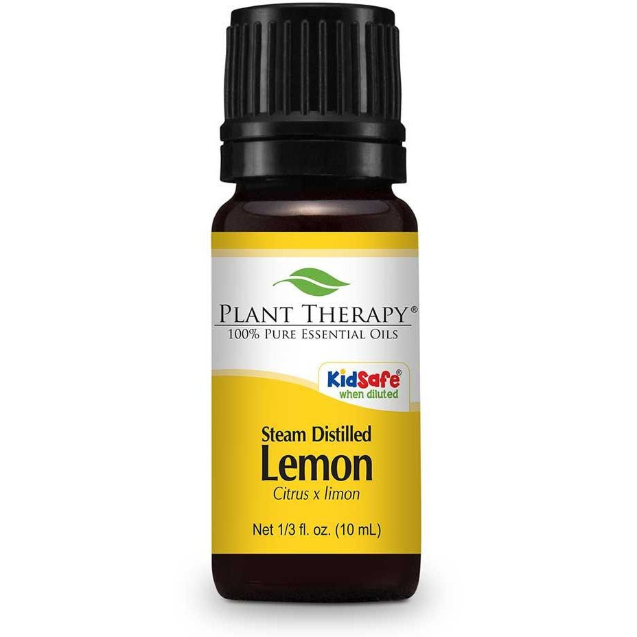 Plant Therapy- Lemon Essential Oil