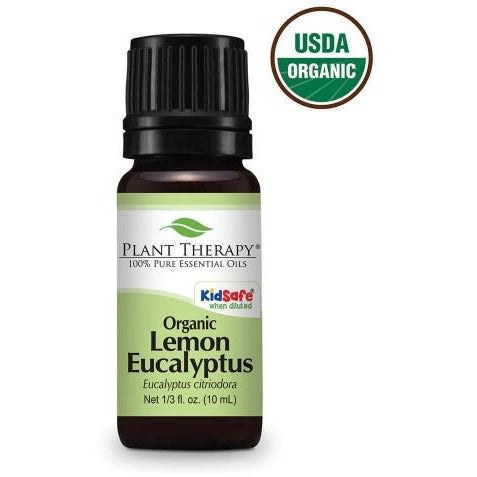Plant Therapy - Lemon Eucalyptus 10mL