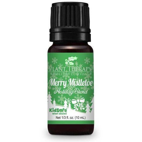 Plant Therapy- Merry Mistletoe Holiday Blend 10mL