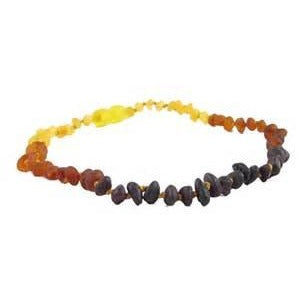 "The Amber Monkey 10""-11"" POP Clasp Amber Necklace"