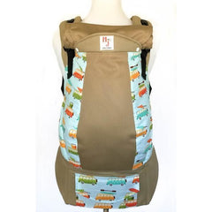 MJ Baby Carrier - Road Trip on Fresh Mesh