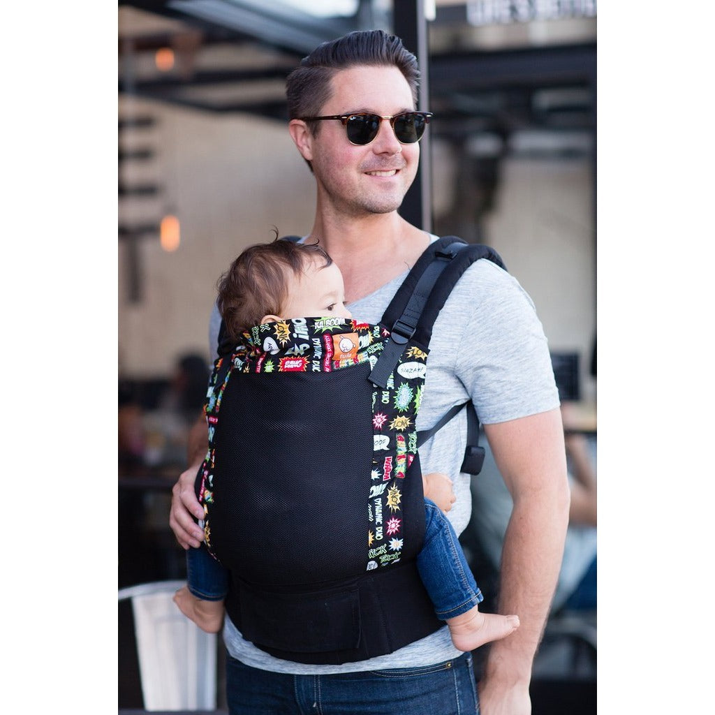 Tula Ergonomic Baby Carrier - Coast Sidekick