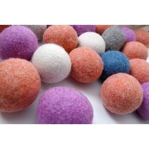 LooHoo Wool Dryer Balls (Singles)