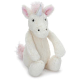 Jellycat - Small Bashful Unicorn 7""