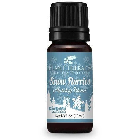 Plant Therapy- Snow Flurries Holiday Blend 10mL