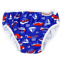 Imse Vimse Swim Diaper - Blue Sailor