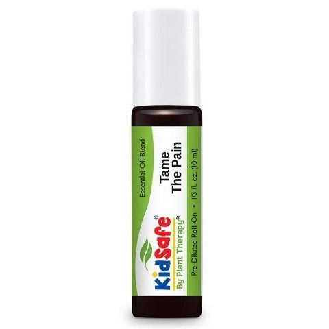 Plant Therapy- Tame the Pain Pre-Diluted Roll On 10mL