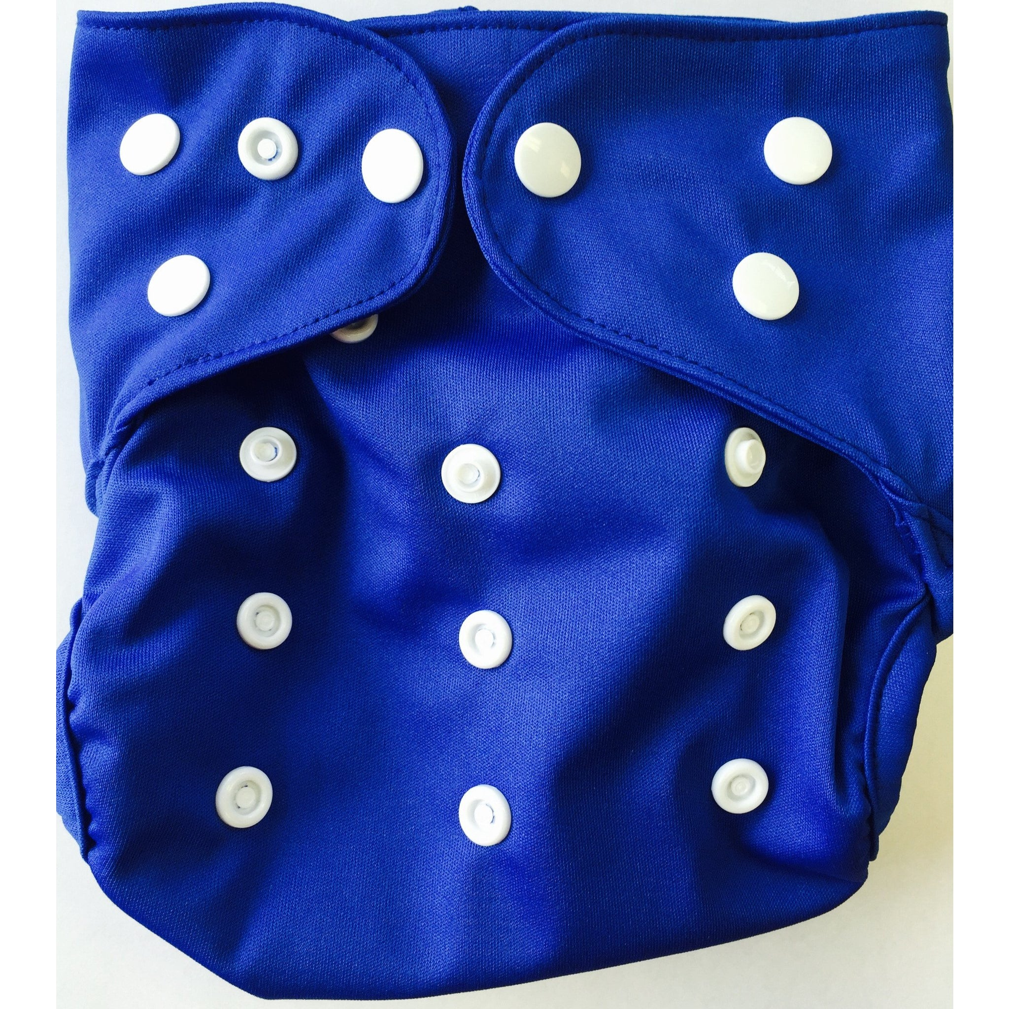 Lil' Bamboo Diaper Cover - Royal Blue