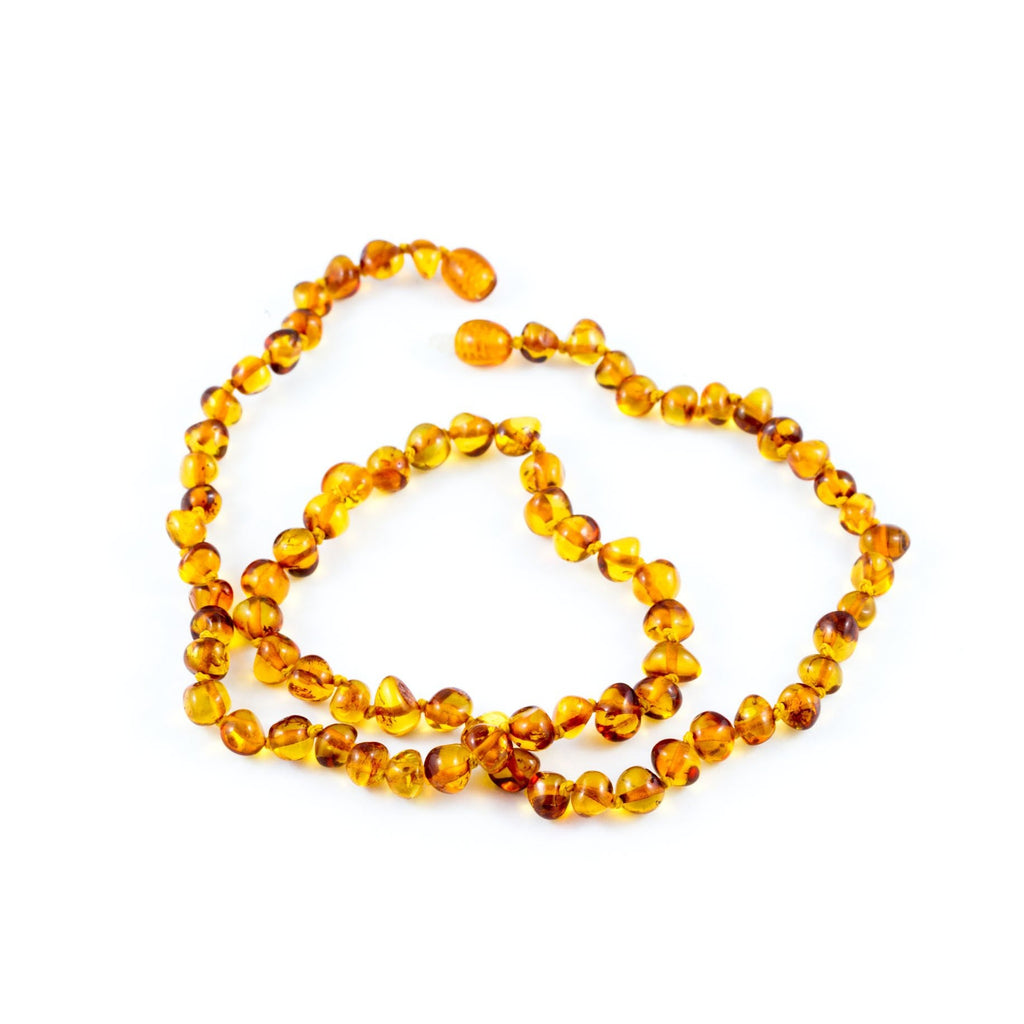 Adult Baltic Amber Necklaces by Healing Hazel