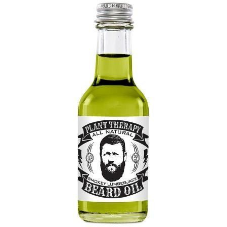 Plant Therapy- All Natural Beard Oil Scent: Smokey Lumberjack