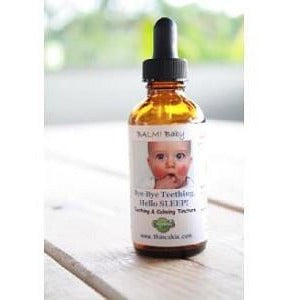 BALM! Baby Bye Bye Teething Hello SLEEP! 2oz