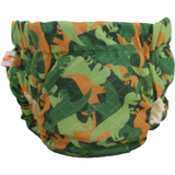Smart Bottoms Lil' Trainers- Camo Dino