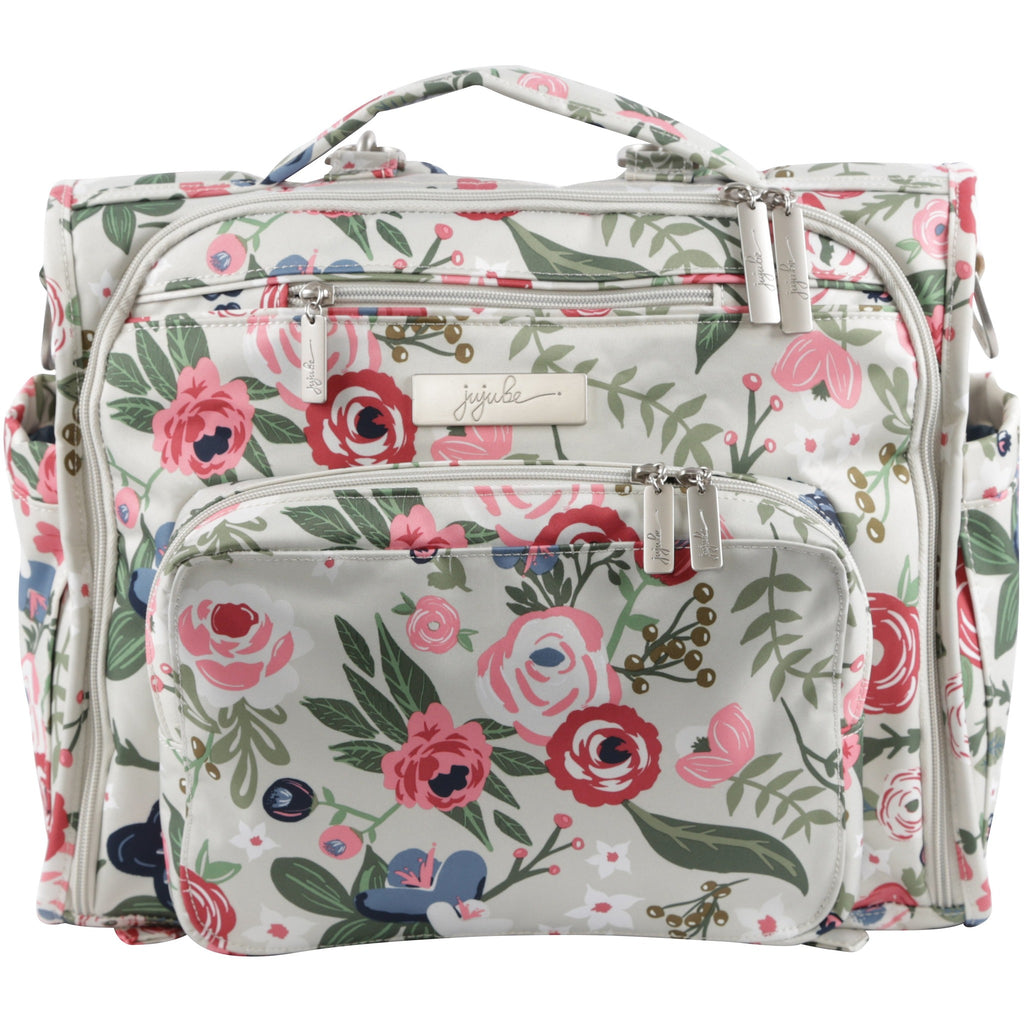 Ju Ju Be- B.F.F. Diaper Bag - Rosy Posy