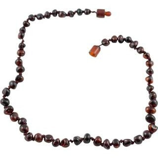 "11"" RAW Baltic Amber Baby/Children Necklaces by Healing Hazel"