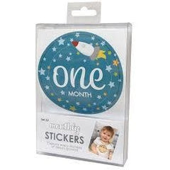 Monthly Stickers (Boy)