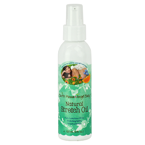 Earth Mama Natural Stretch Oil 4oz