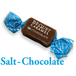 Single Bequet Caramel - Salt Chocolate