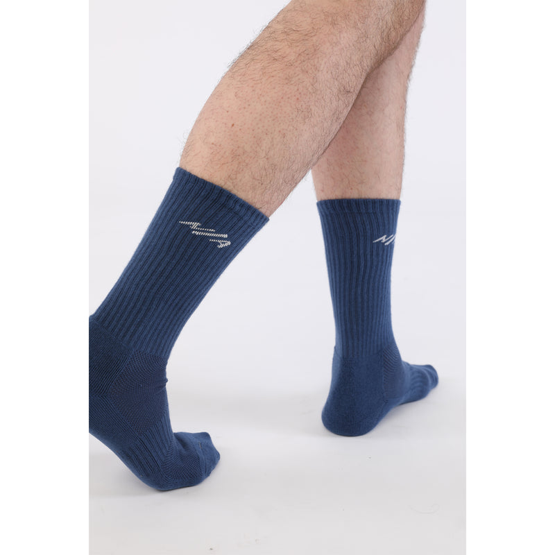 TEN <br> MAJ BLU <br> MID-CALF ATHLETIC