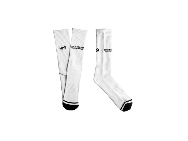 FORTYSEVEN <br> WHT <br> MID-CALF ATHLETIC